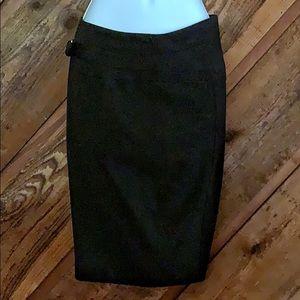 Express Women's Black Pencil Skirt.   .